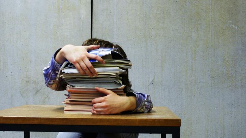 Bologna-Reform: Sind Bachelorstudenten gestresst?
