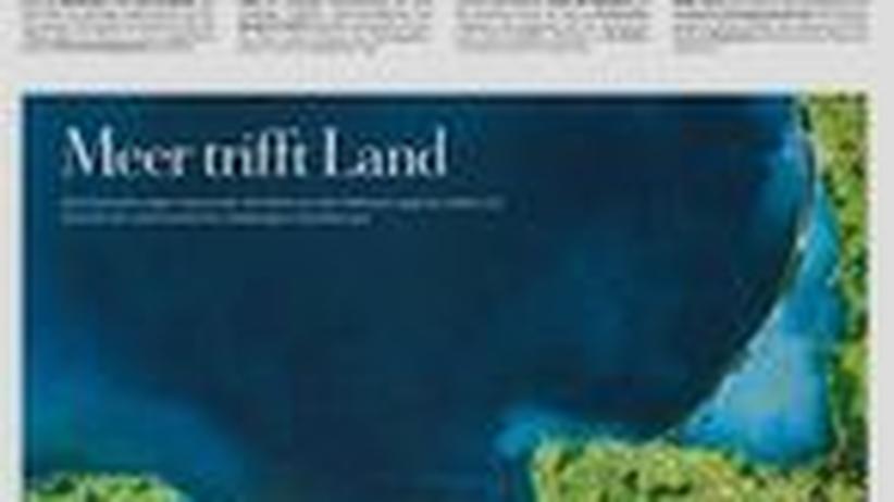 Küstenformationen: Wenn das Meer mit dem Land ringt