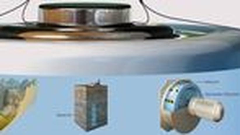 Infografik: Strom auf Vorrat