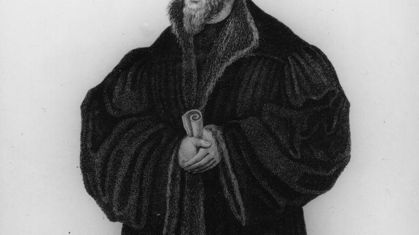 Philipp Melanchthon: Magister Philipps sanfte Kur