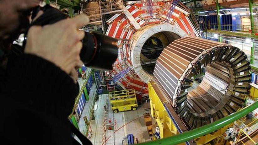 Teilchenbeschleuniger LHC: Verfassungsrichter haben keine Angst vor schwarzen Löchern