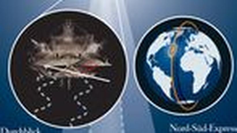 Polarforschung: Vermessung der Polkappen