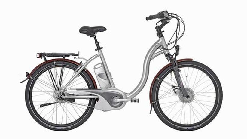 Swiss Flyer Elektrofahrrad Biketec Fahrrad