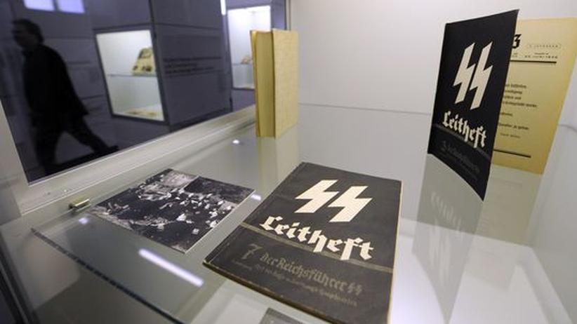 Museumseröffnung: In der Ausstellung finden sich rund 1000 Stücke, die die Geschichte der SS dokumentieren