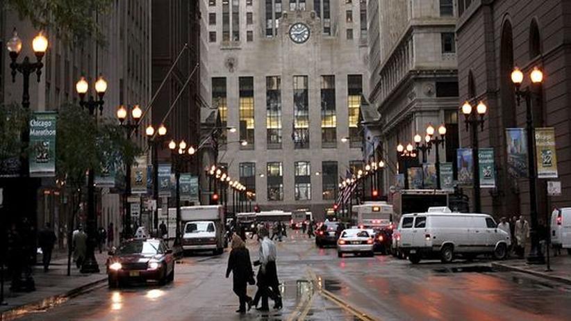 Chicago Windy City