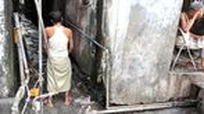 Hygiene-Beutel: Eine Tüte als Toilette für die Ärmsten