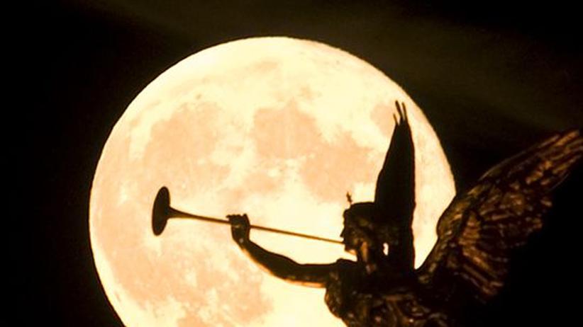 Astronomie: Bleistift-Spuren im Mondgesicht