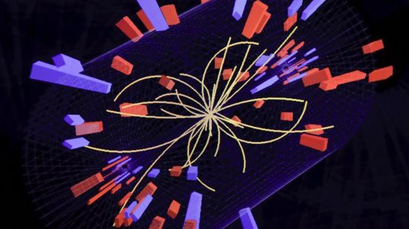 LHC in Genf: Alte Elementarteilchen neu entdeckt