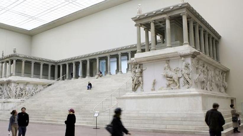 Archäologisches Institut: Ein neuer Blick auf Pergamon
