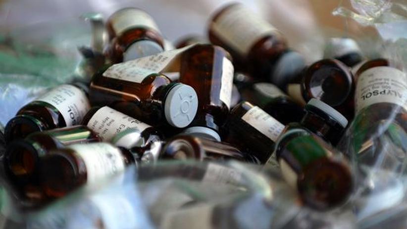 Drogen Psychotherapie Ketamin MDNA