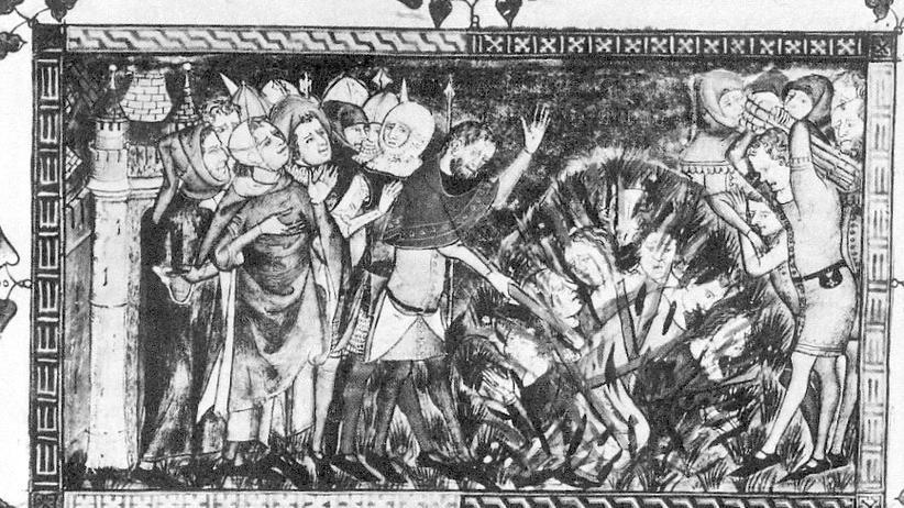 Religion: Seit dem Mittelalter wurden Juden in England diskriminiert