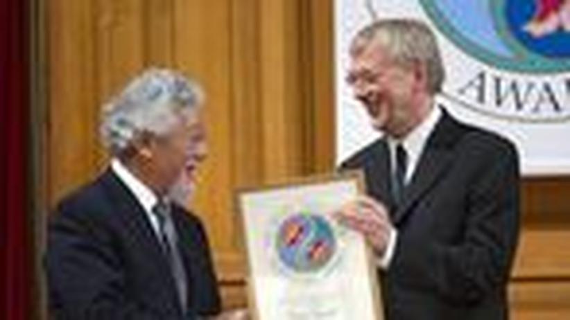 Alternativer Nobelpreis: Der Ritterschlag für Aktivisten
