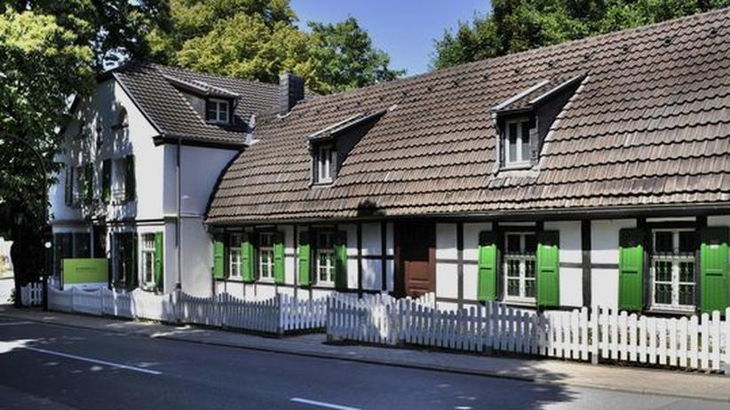 Archäologie: Die St. Antony-Hütte in Oberhausen: Archäologen haben die umliegenden Kessel, Hochöfen und Dampfgebläse wieder zu Tage befördert