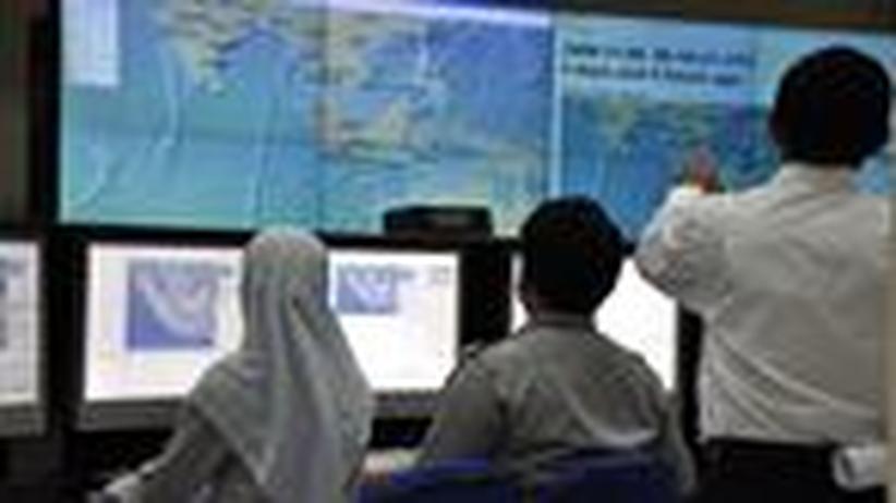 Indonesien: Forscher dementieren Versagen des Tsunami-Warnsystems