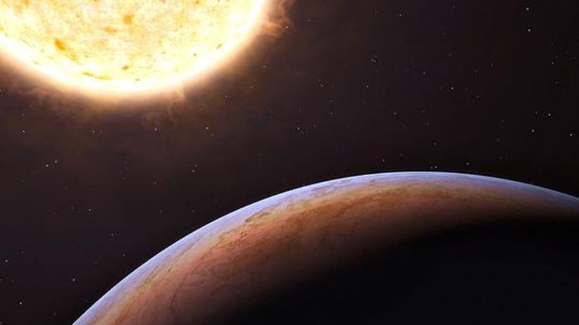 Exoplanet: Einwanderer aus einer anderen Galaxie