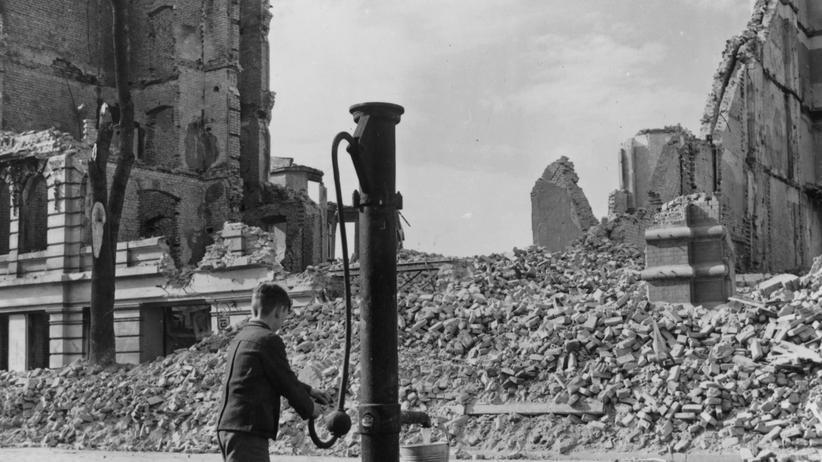 Traumata: Wenn der Krieg alte Menschen einholt