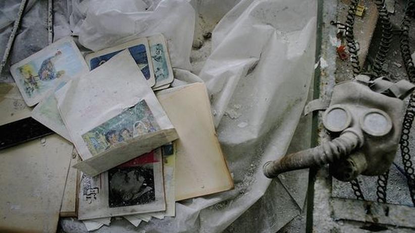 Tschernobyl Atomunfall Radioaktivität Strahlung Weißrussland Ukraine