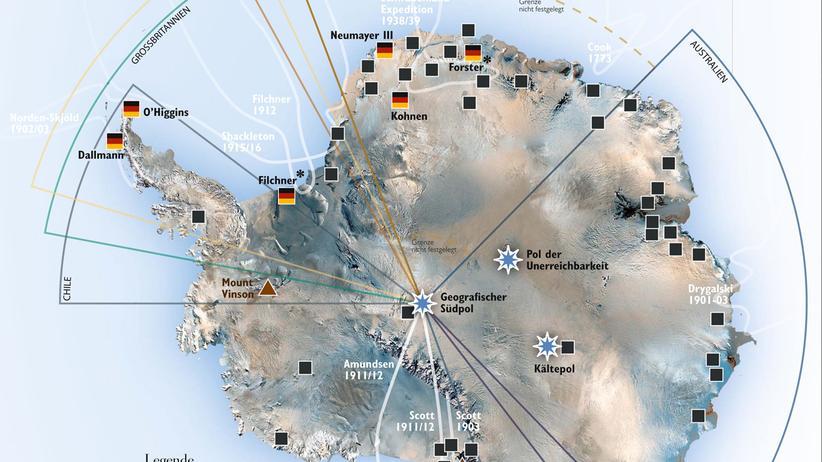 Antarktis: Endlich Sommer am Südpol!