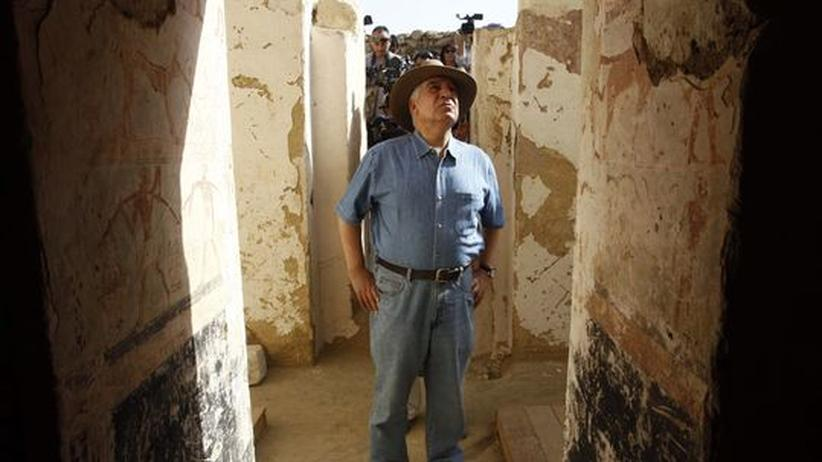 Archäologie: Zahi Hawass, Herrscher über Ägyptens Vergangenheit