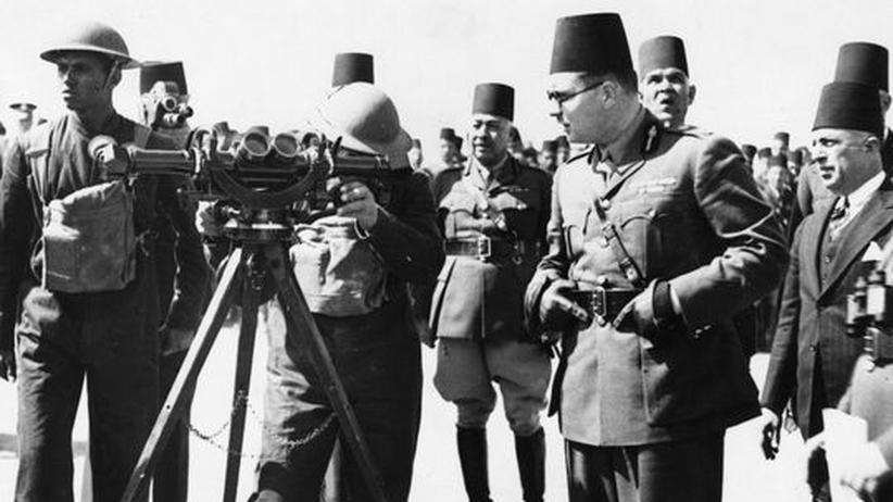 Ägyptens Armee: Schild der Pharaonen