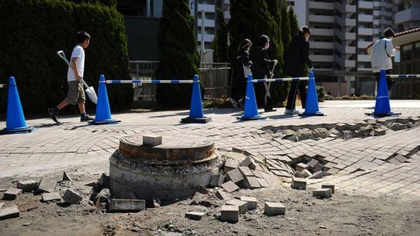 """Japan: """"Shoganai – Wir können es nicht ändern"""""""
