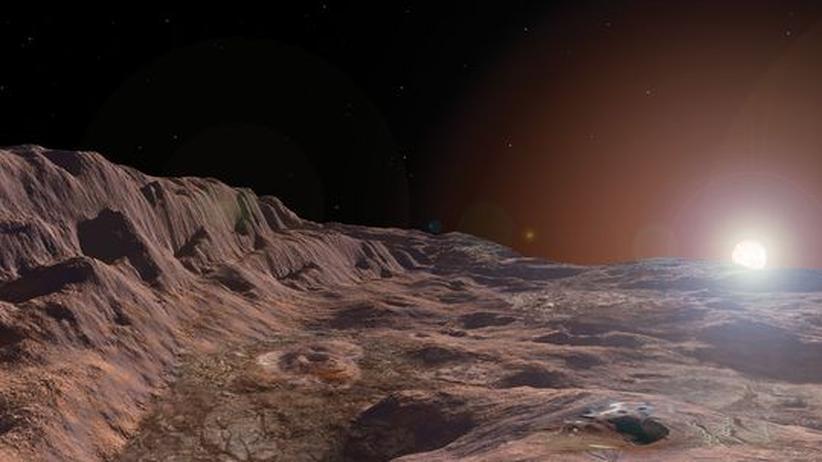 Planet Merkur: Eine Welt zwischen Gluthitze und Eiseskälte