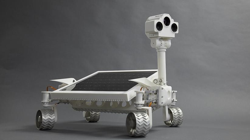 Wettbewerb: Roboter sollen preiswert zum Mond