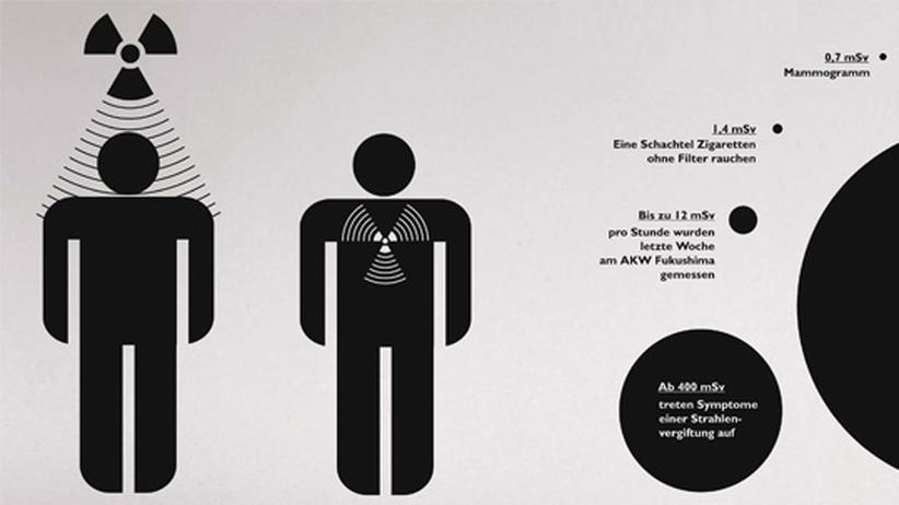 Infografik: Grundkurs Radioaktivität