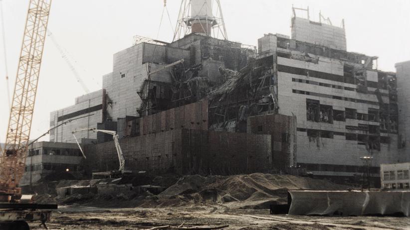 Tschernobyl: Ein seltsamer Sommer nach der Tschernobyl-Katastrophe