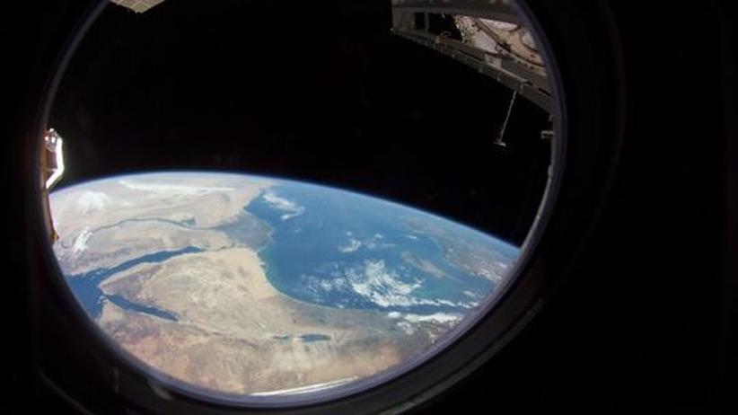 Nasa ISS Weltraumtourismus Weltall Ägypten