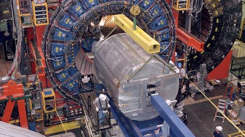 Physik: Träumen von der Entdeckung eines neuen Elementarteilchens