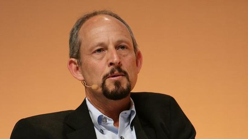 Marc Hauser auf einer Veranstaltung in Sydney 2009