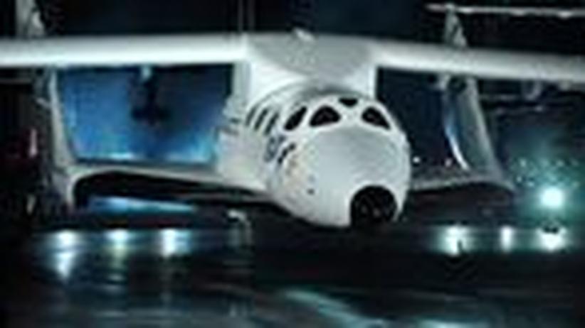 Weltraum-Tourismus: Ticket ins All – für 35 Millionen Dollar