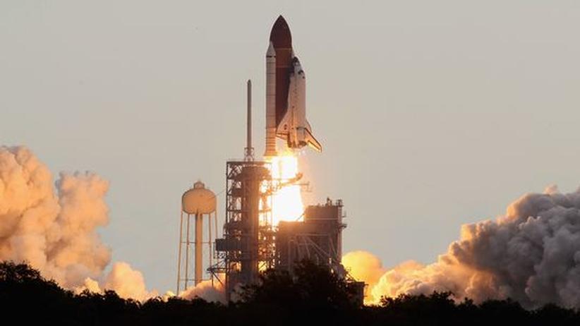 """Raumfahrt: US-Raumfähre """"Endeavour"""" startet zum Abschiedsflug"""