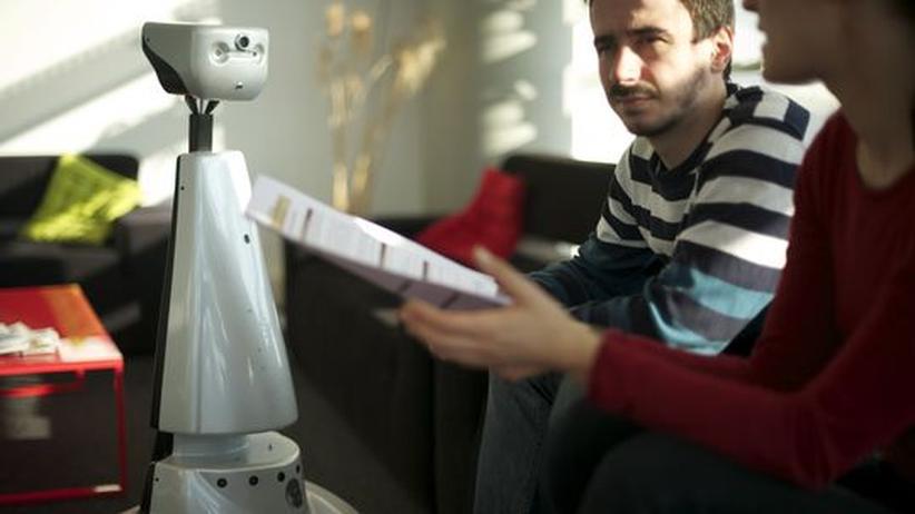 Roboter Gostai Avatar Jazz