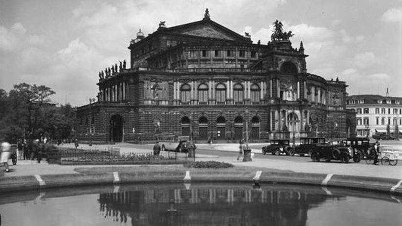 Semperoper Dresden Deutschland