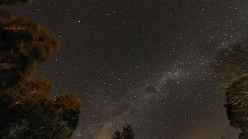Superradioteleskop: Blick auf den Sternenhimmel Südafrikas