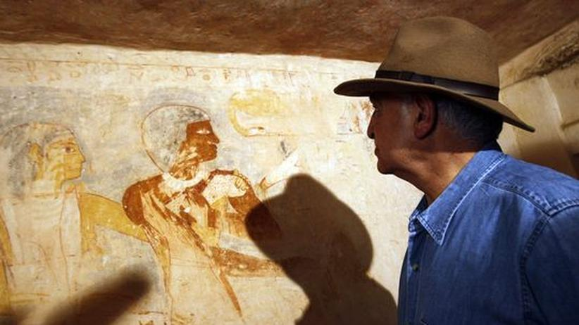 Altertumsforschung: Kein Zurück für Ägyptens Indiana Jones