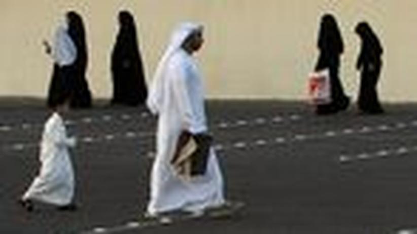 Volkskrankheit Übergewicht: Das fette Leben am Persischen Golf