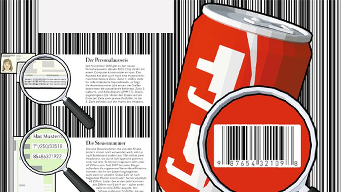 Prüfziffer neuer personalausweis Ausweisnummer alter