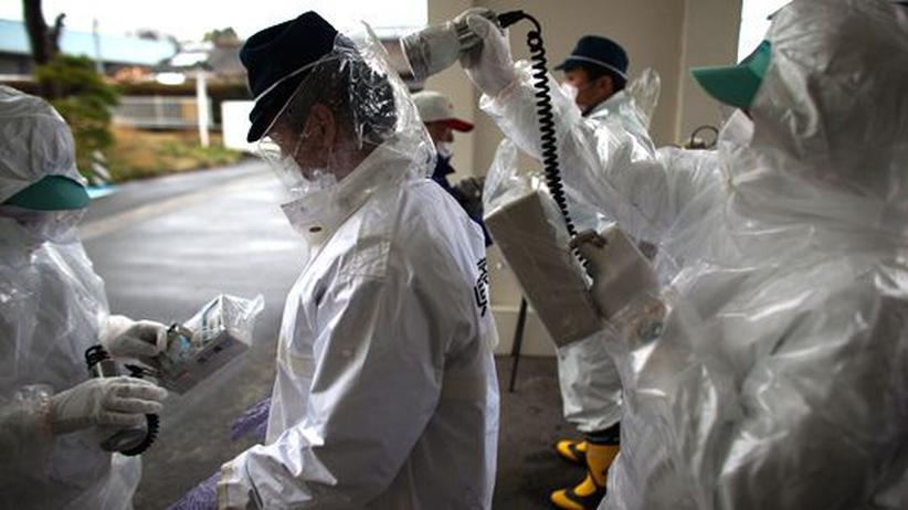 Fukushima: Stress und Strahlung