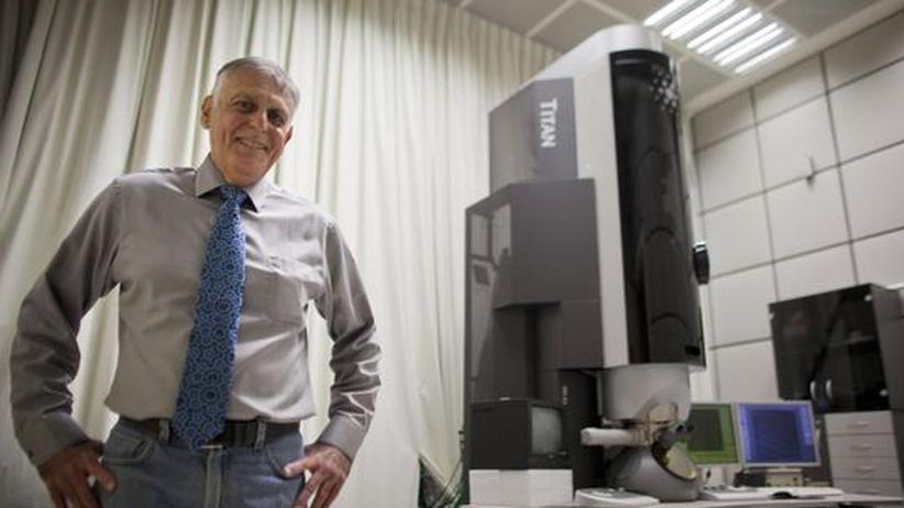Nobelpreisträger Shechtman: Der Revolutionär der Kristallwelt