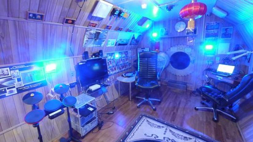 Missionsexperiment: Sechs Männer kehren vom Mars zurück