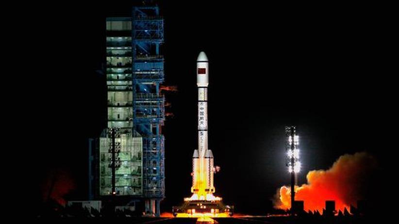 Raumfahrt: Chinas Raumschiff sicher auf der Erde zurück