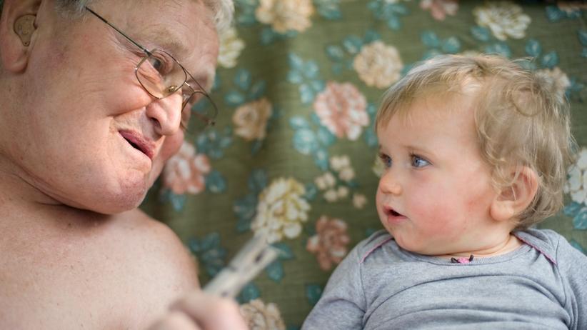 """Familiengeschichte: """"Großeltern sind und waren ein Tor in eine fremde Welt"""""""