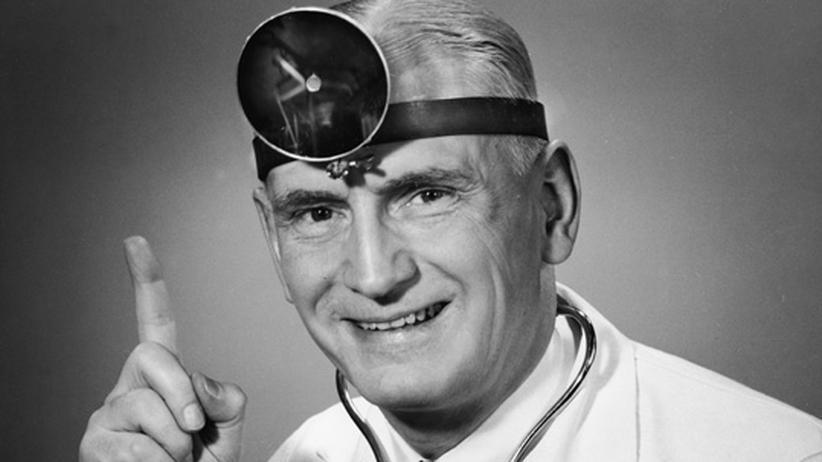 Abseitiges: Zu Weihnachten praktizieren Ärzte gerne Humor