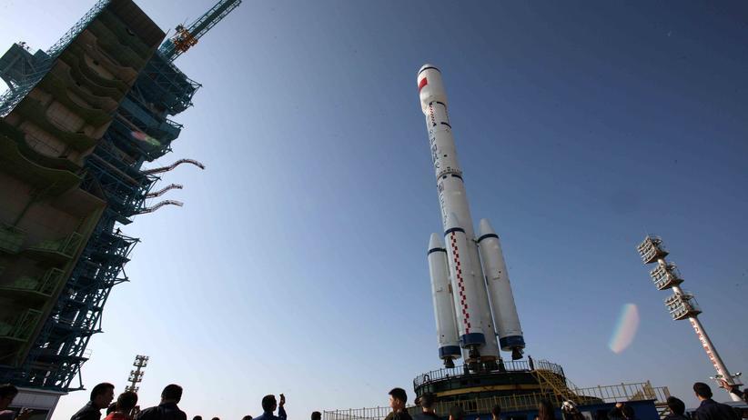 Raumfahrt: Mit Pathos und Ehrgeiz plant China seine Zukunft im All