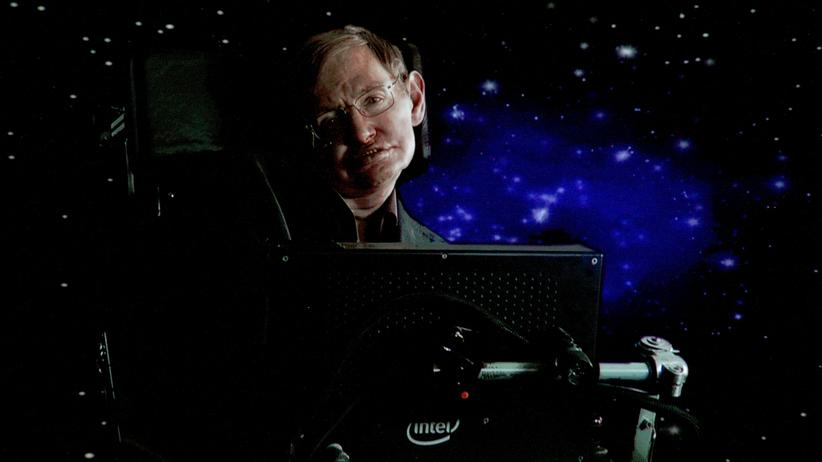 Stephen Hawking wird 70: Der Geist, der zu den Sternen reist