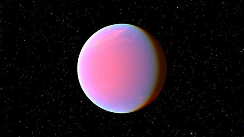 Astronomie: Weltraumteleskop Hubble offenbart neuen Planetentyp