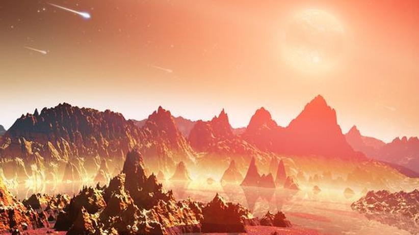 Exoplaneten: Ist da wer?